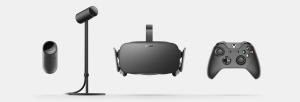 The Oculus Rift Headset