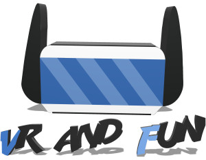 VR and FUN logo