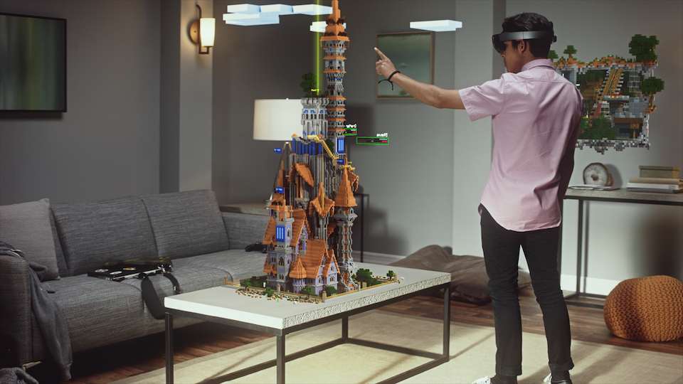 Meet The Microsoft Hololens