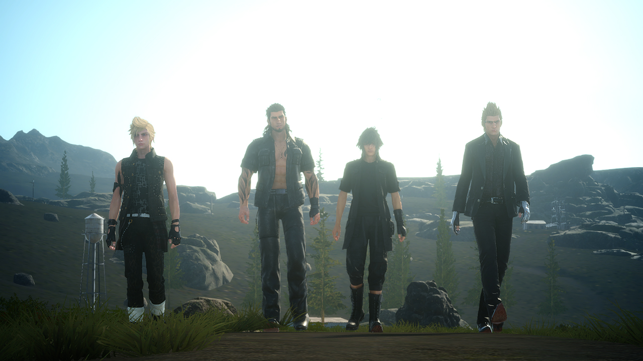 Breaking News: Final Fantasy XV Release Date