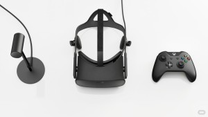 Oculus Rift out of the box