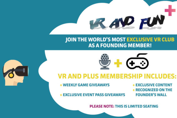 VR AND FUN PLUS updated information