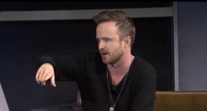 aaron paul in final fantasy xv