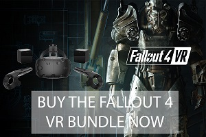Fallout 4 VR Bundle Buy Now