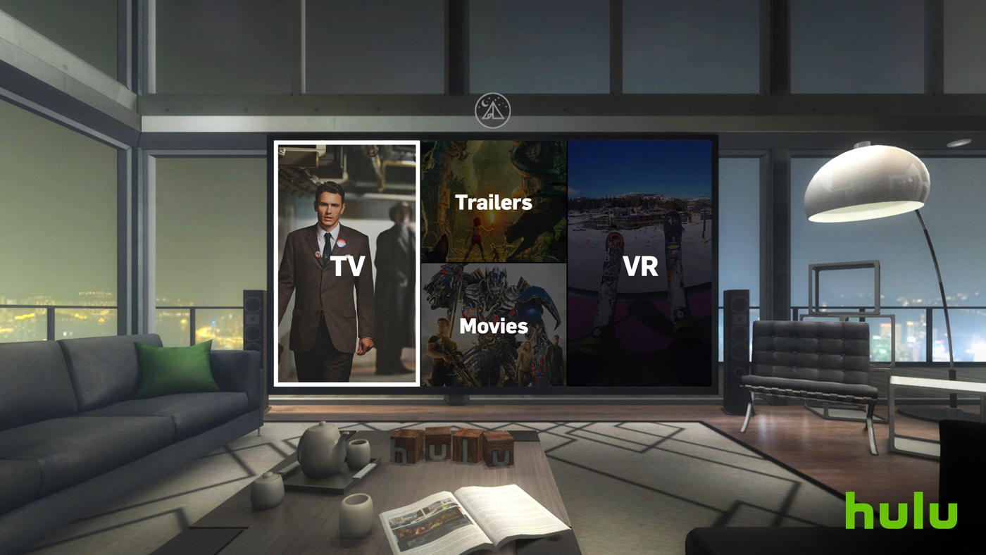 hulu gear vr and fun