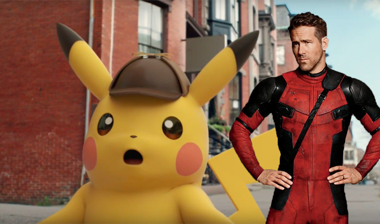Fun Story: Ryan Reynolds Will Play As Pikachu In Upcoming Pokemon Movie 'Detective Pikachu'