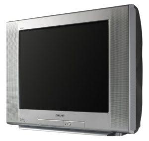 bulky tv