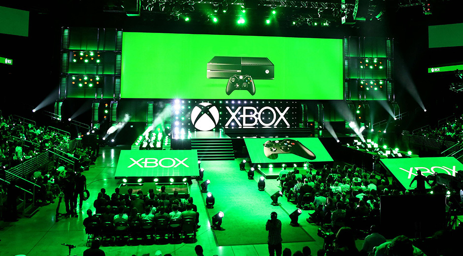 microsoft-xbox-one-at-e3