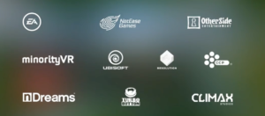 gaming companies coming to daydream vr