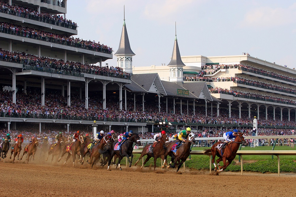 Watch The Kentucky Derby in VR Stream