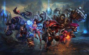 league of legends vr