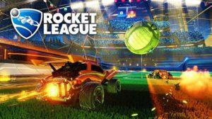 rocket league vr