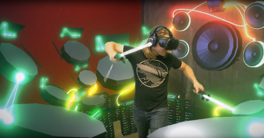 You Can Now Live DJ Mix With SoundStage VR