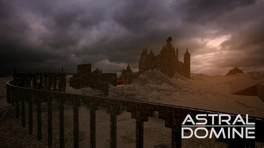 Latest Adventure Game from Spectral Illusions: Astral Domine