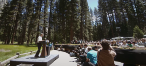 president obama speech at yosemite