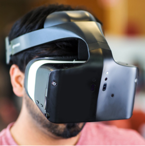 project alloy vr headset