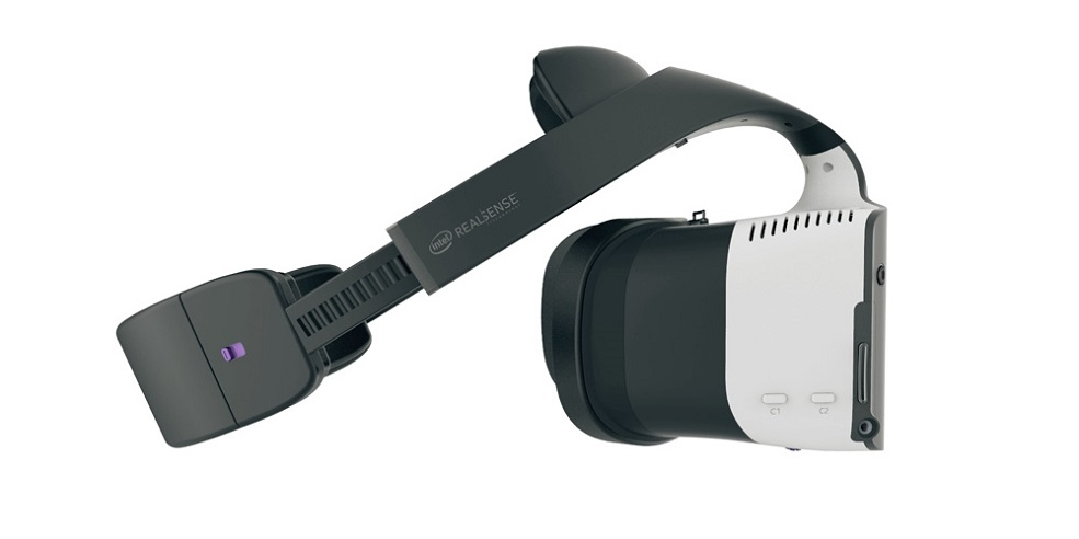 Intel Announces Their VR Headset With Project Alloy