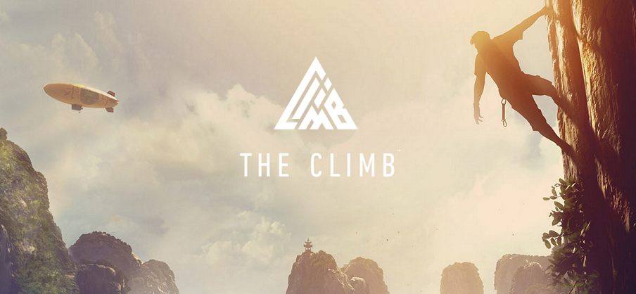 Beat The Fear Of Climbing With The Climb VR