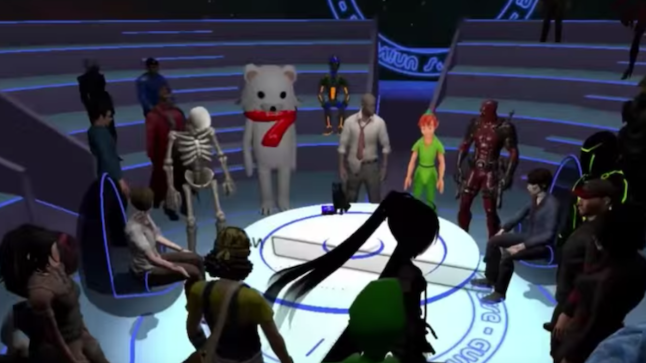 A New Way to Play Through VRChat