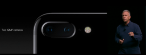 2 cameras on iphone 7 for vr