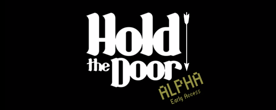 Hold The Door! Logo