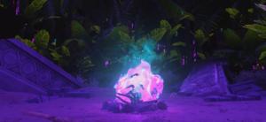 feral rites island