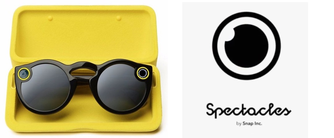 Confirmed: Snapchat is releasing video recording sunglasses under the name Spectacles
