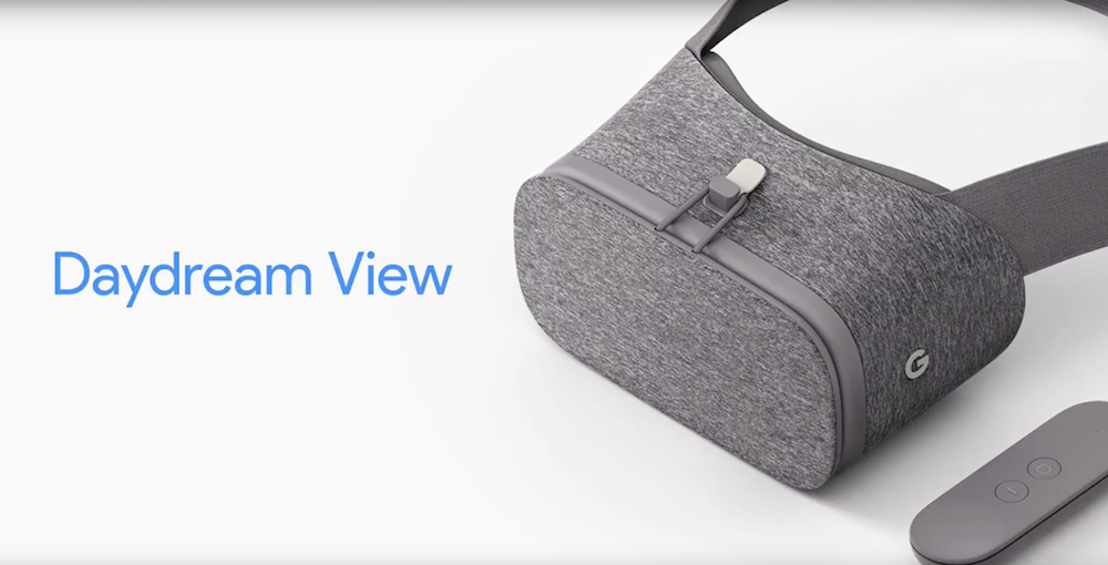 You Can Purchase Google's Daydream View VR Headset On November 10th For $79