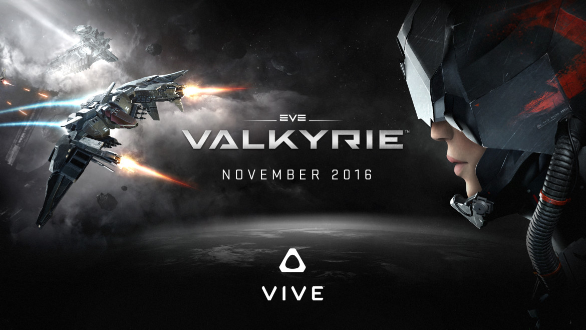 EVE: Valkyrie Will Be Available On HTC Vive This November