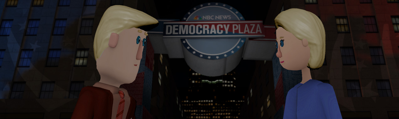 Watch The Third Final Presidential Debate Tonight In VR