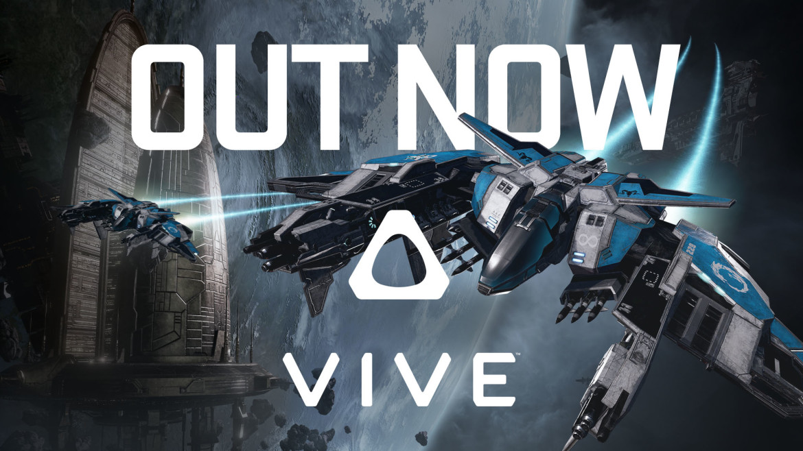 EVE: Valkyrie Is Now Available For HTC Vive With Some Exclusives