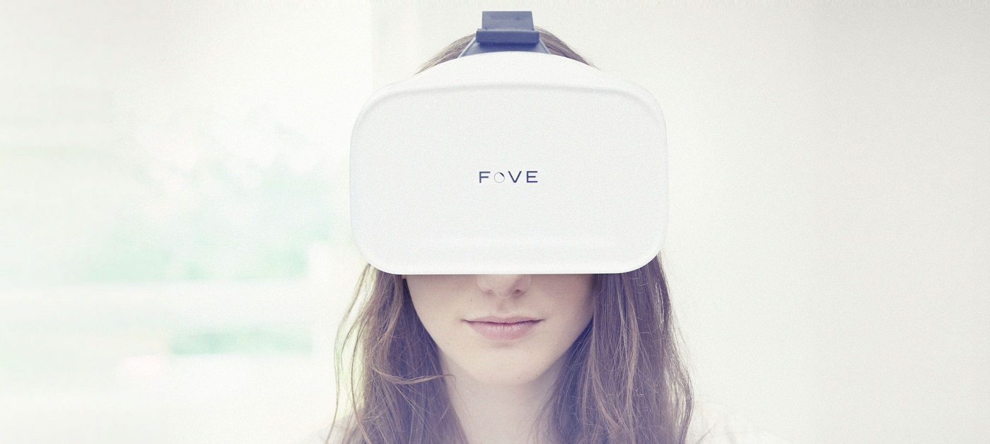 Fove Looks To Be The First Eye-Tracking VR Headset