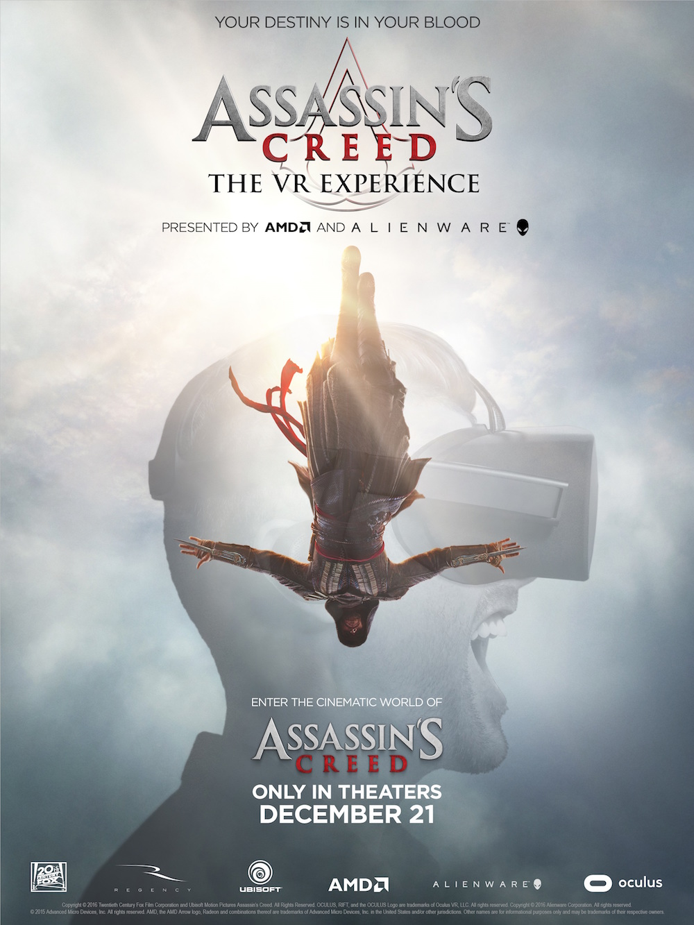 Check Out The Assassin S Creed Vr Experience On The Oculus