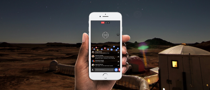 Catch The First Live 360 Video On Facebook With NatGEO