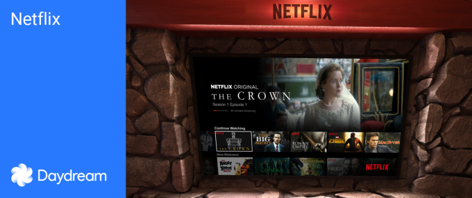 Study Says Netflix VR Is The Most Used VR App