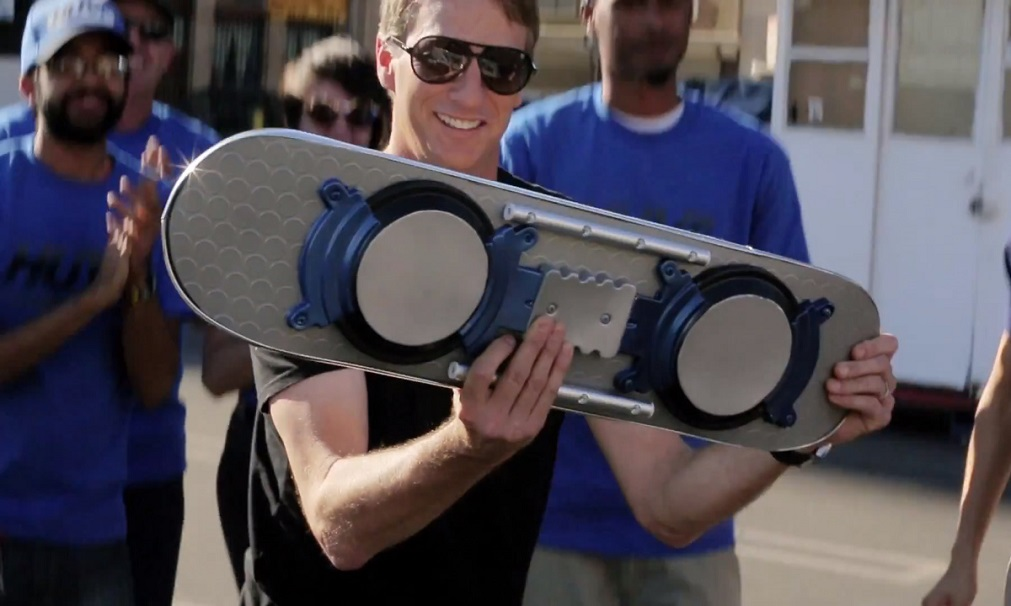 Tony Hawk Looks To Make An Impression With A Skateboarding VR Game