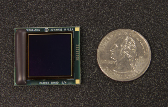OLED display chip by Kopin