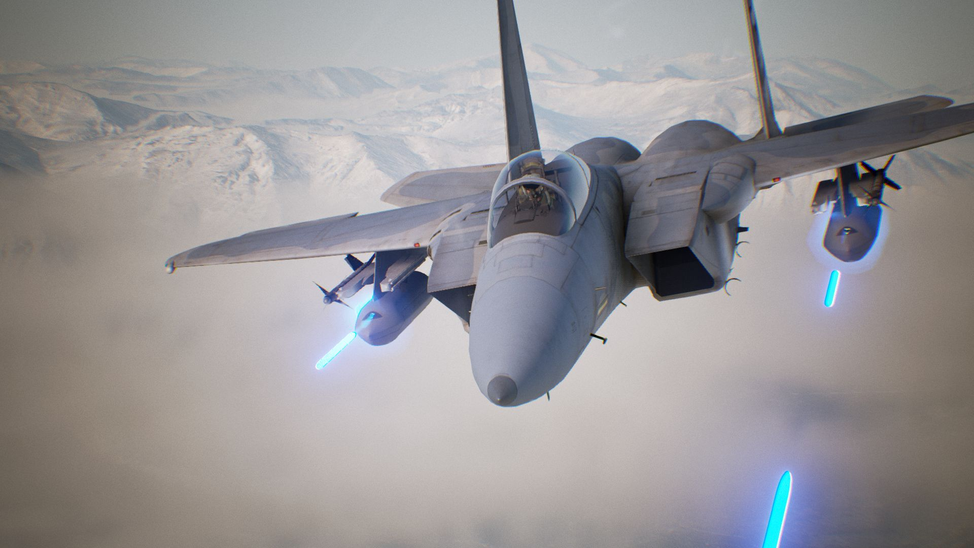 Bandai Namco Teases Ace Combat 7 Game On PlayStation VR