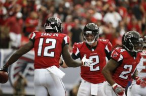 atlanta falcons win nfc