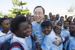 ban ki moon 360 vr video experience