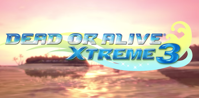 dead or alive xtreme 3 PS VR experience