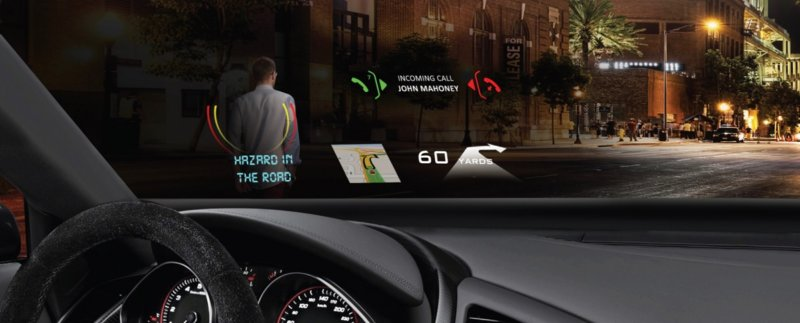 digilens bmw ar display