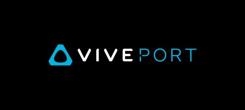 htc viveport logo