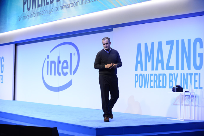 Intel Press Conference Highlights At CES 2017