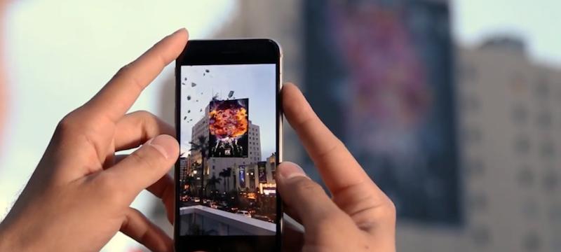 legion-augmented-reality-app