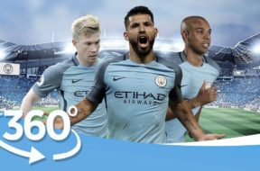 manchester city 360 vr experience jaunt vr