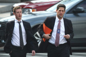 mark zuckerberg going to court