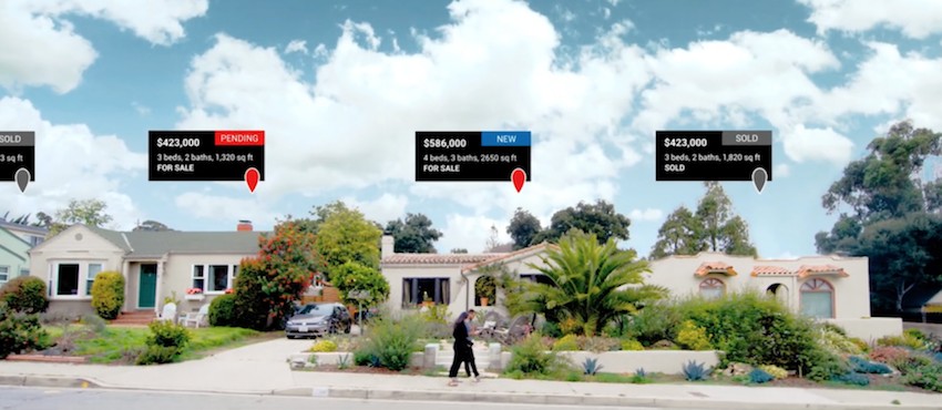Realtor.com Release New Augmented Reality App To Help Find Your Next Home