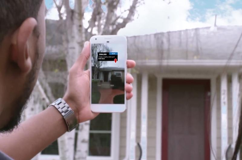 realtor.com street peek app on android