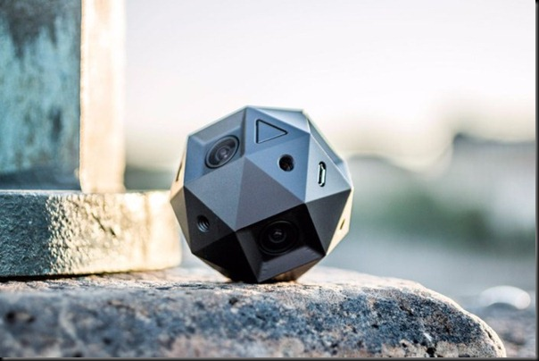 Sphericam Sets Eyes On Becoming The Leader In 360 Technology